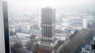 Demolizione di edificio per uffici di esplosione