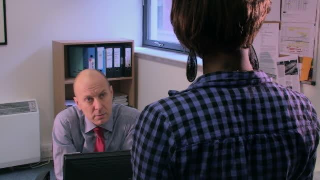 Office manager Essere licenziato dipendente