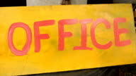 office notice