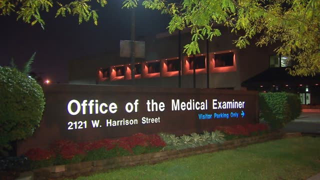 Office Of The Medical Examiner In Cook County on October 19 2013 in Chicago Illinois
