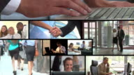 HD MONTAGE: Office Workers