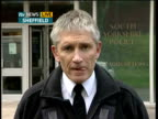 Officer accused of beating woman in racist attack Chief Constable Meredydd Hughes 2 WAY interview from South Yorkshire
