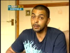 Officer accused of beating woman in racist attack Leroy Walcott 2 WAY interview from Sheffield
