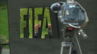 Officials Held On Corruption Charges In Switzerland Showing CLEAN Exterior shots FIFA Headquarters FIFA HQ buildings on May 27 2015 in Zurich...