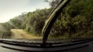 Geländewagen Auto-Onboard-Kamera