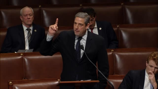 Ohio Congressman Tim Ryan engages in debate on the Tax Cuts and Jobs Act screaming at Republicans that income growth did not match after past tax...