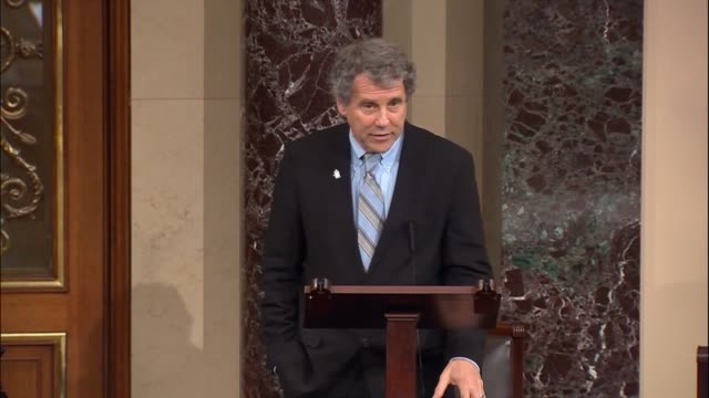 Ohio Senator Sherrod Brown discusses the case of an Ohio constituent prevented from fighting nursing home abuse because of a forced arbitration...