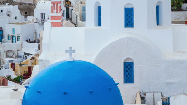 Oia village in Santotini Island