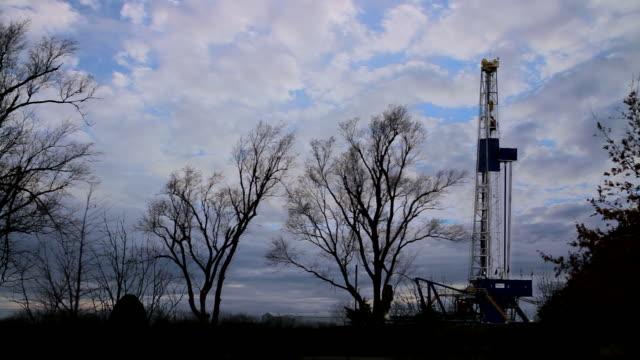 Öl-Fracking In Kansas