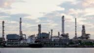 Oil refinery thailand