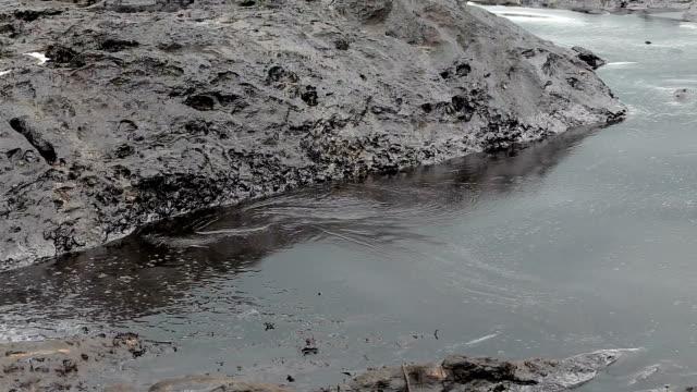 Oil spill auf den Golf