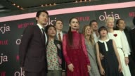 CLEAN 'Okja' New York Premiere on June 08 2017 in New York City