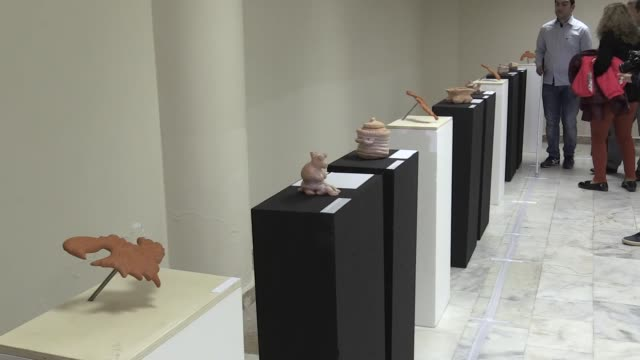 Olcay Asci stages the first exhibition of his works after taking a serious interest in ceramics as a way of expressing his relationship with the...