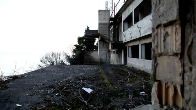 DOLLY: Old abandoned place remains