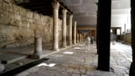 Old and New Cardo in the old city of Jerusalem The ancient Cardo was the main shopping center during the Roman occupation during the Second Temple...