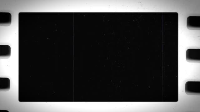 Vecchio Film bobina (loop