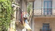 Old Havana, Cuba: Enna Street, known to be the narrowest street in Cuba