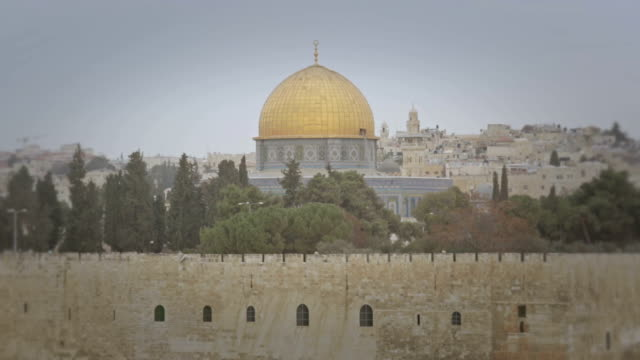 Old Jerusalem - Dome of the Rock