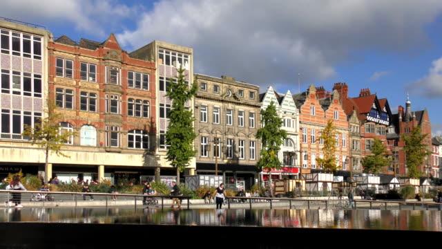 Old Market Square - Nottingham, England
