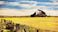0044 alten Montana Barn Time Lapse 4 K