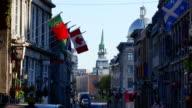 Vecchia di Montreal, Quebec