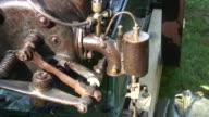 Old motor detail