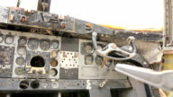 Old Plane Dashboard