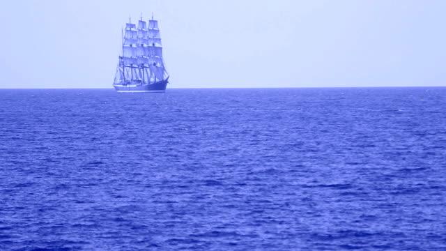 Afbeeldingsresultaat voor schip over de horizon