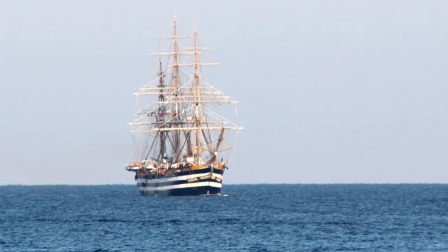 Alte Segelschiff