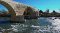Old Stone belkıs aspendos Bridge