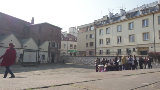 Old Synagogue at Krakow