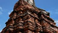 Old temple, Ayutthaya, Thailand