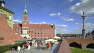 Old Town and Royal Castle in Warsaw