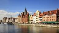 Vecchia città di Danzica