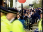 The aftermath LIB Seq Riot police monitoring white extremist rally