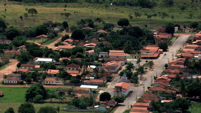 Olhos D'Agua Do Oeste  - Aerial View - Minas Gerais, João Pinheiro, Brazil