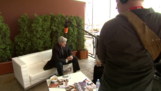 Oliver Schmitz at the Life Above All Interview Cannes Film Festival 2010 at Cannes