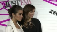 Olivia Culp Katherine McPhee at JustFab Celebrates the Launch of ReadytoWear in Los Angeles CA