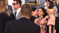 Olivia Munn Aaron Rodgers depart the 2015 Spirit Awards in Santa Monica in Celebrity Sightings in Los Angeles