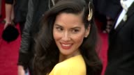 Olivia Munn at 'Charles James Beyond Fashion' Costume Institute Gala Arrivals at The Metropolitan Museum on May 05 2014 in New York City