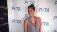 Olivia Munn at PETA's Stand Up For Animals Benefit Olivia Munn at PETA's Stand Up For Animals Benefit at The Comedy Store on June 13 2012 in West...