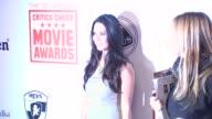 Olivia Munn at the 15th Annual Critics' Choice Movie Awards AfterParty at Hollywood CA