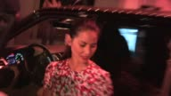 Olivia Munn departing Craigs at Celebrity Sightings in Los Angeles on April 27 2015 in Los Angeles California