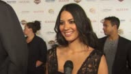 Olivia Munn on being on the list on Maxim vs Playboy on her partner in a buddy cop movie at the 11th Annual Maxim Hot 100 at Los Angeles CA
