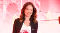 Olivia Wilde at 16th Annual EIF Revlon Run/Walk For Women at Times Square on May 04 2013 in New York New York