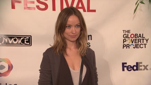Olivia Wilde at Global Citizen Festival In Central Park To End Extreme Poverty at Central Park Great Lawn on September 29 2012 in New York New York