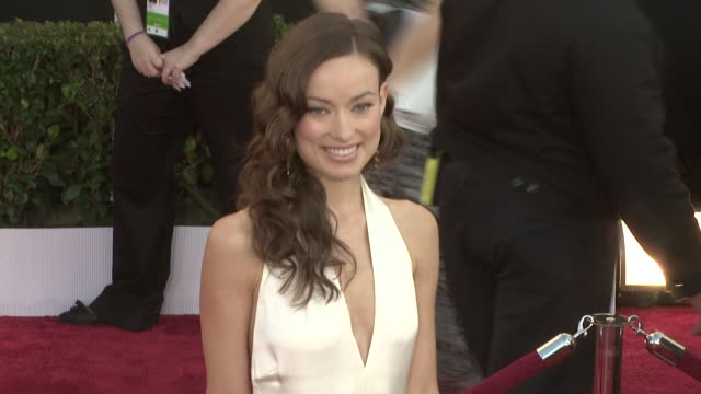 Olivia Wilde at the 15th Annual Screen Actors Guild Awards Part 3 at Los Angeles CA