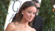 Olivia Wilde at the 66th Annual Golden Globe Awards Arrivals Part 4 at Los Angeles CA