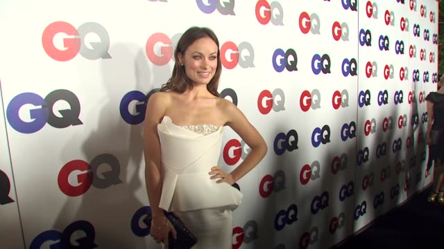 Olivia Wilde at the GQ Magazine's 2009 'Men Of The Year' Party at Los Angeles CA