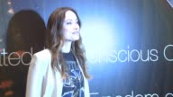 Olivia Wilde at the HM Olivia Wilde And Conscious Commerce Celebrate The Opening Of The Conscious PopUp Shop at HM Times Square on April 14 2015 in...